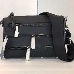 REBECCA MINKOFF Mini 5 Zip Crossbody